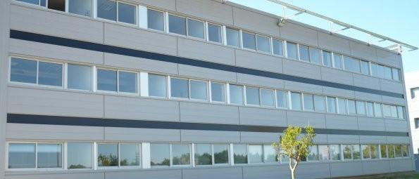 batiment espace entreprise montpellier 595x255 LEspace Entreprise à Montpellier